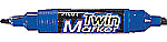 PILOT MF-15雙頭麥克筆(8色/組)