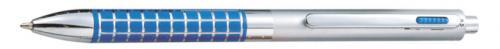 COSMOS 亮彩四用筆 (紅+藍原子筆+橘螢光筆+0.5mm自動鉛筆)