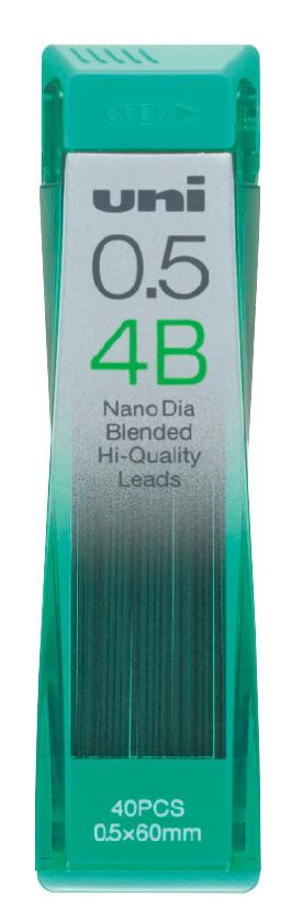 三菱 202ND 0.5自動鉛筆芯 20入/盒 @55