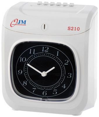 JM-S-210  微電腦 打卡鐘