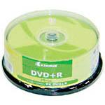 KRONE DVD-R/25 入布丁桶