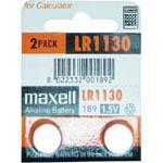 maxell水銀電池 LR1130