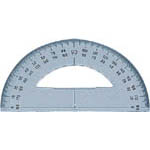 半圓分度規 10cm