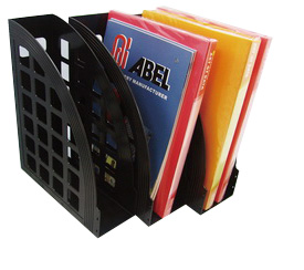 Q63610  三件組雜誌盒