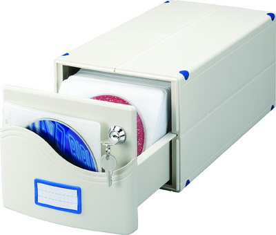 CD-200B 組合式CD整理盒 (200片裝)