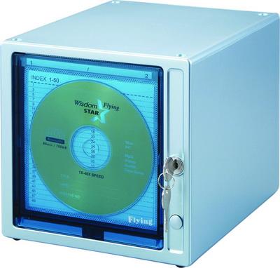 CDB-3151 阿波羅CD珍藏箱-觸摸式 (100片裝)