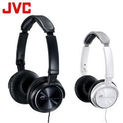 JVC HA-S360 高音質頭戴式折疊立體聲耳機 (黑 /白)